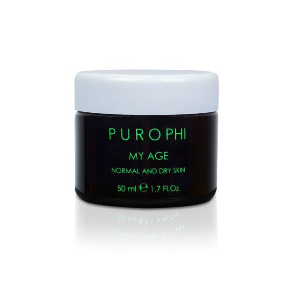 My age normal dry skin Purophi