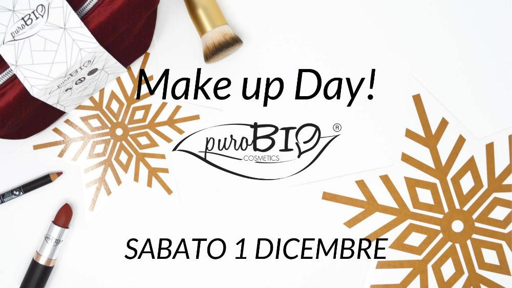 Makeup Day Purobio Lecco!