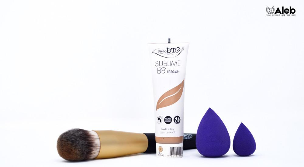 BB Cream Purobio come applicarla