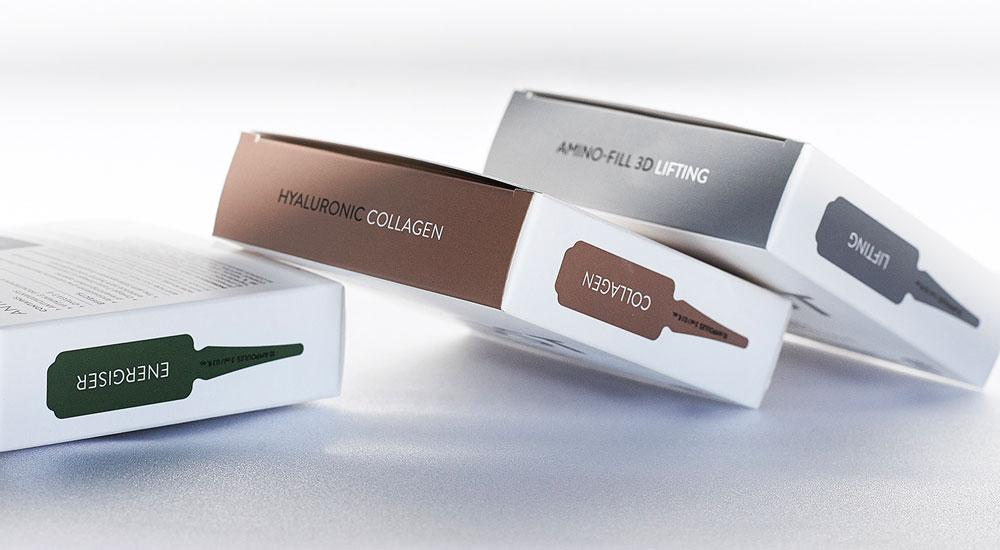 Madara booster ampoules