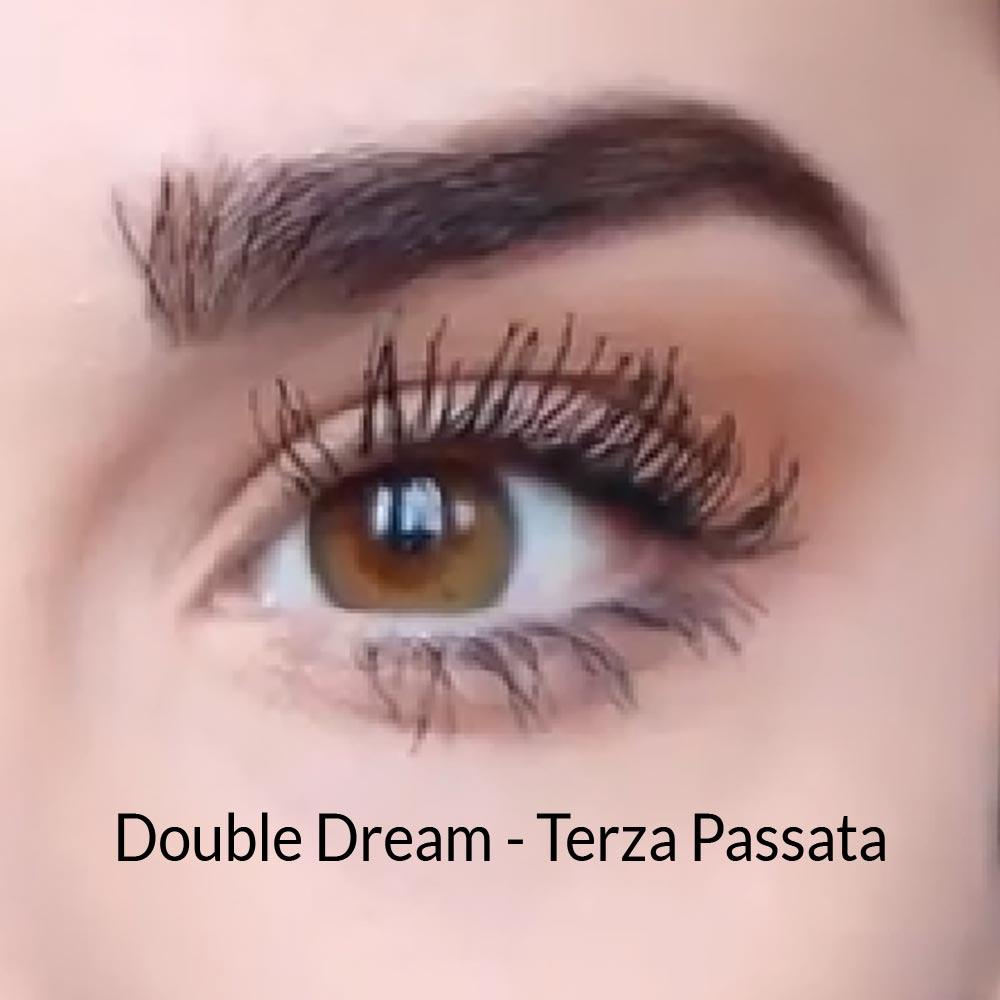 Mascara Double Dream Terza passata