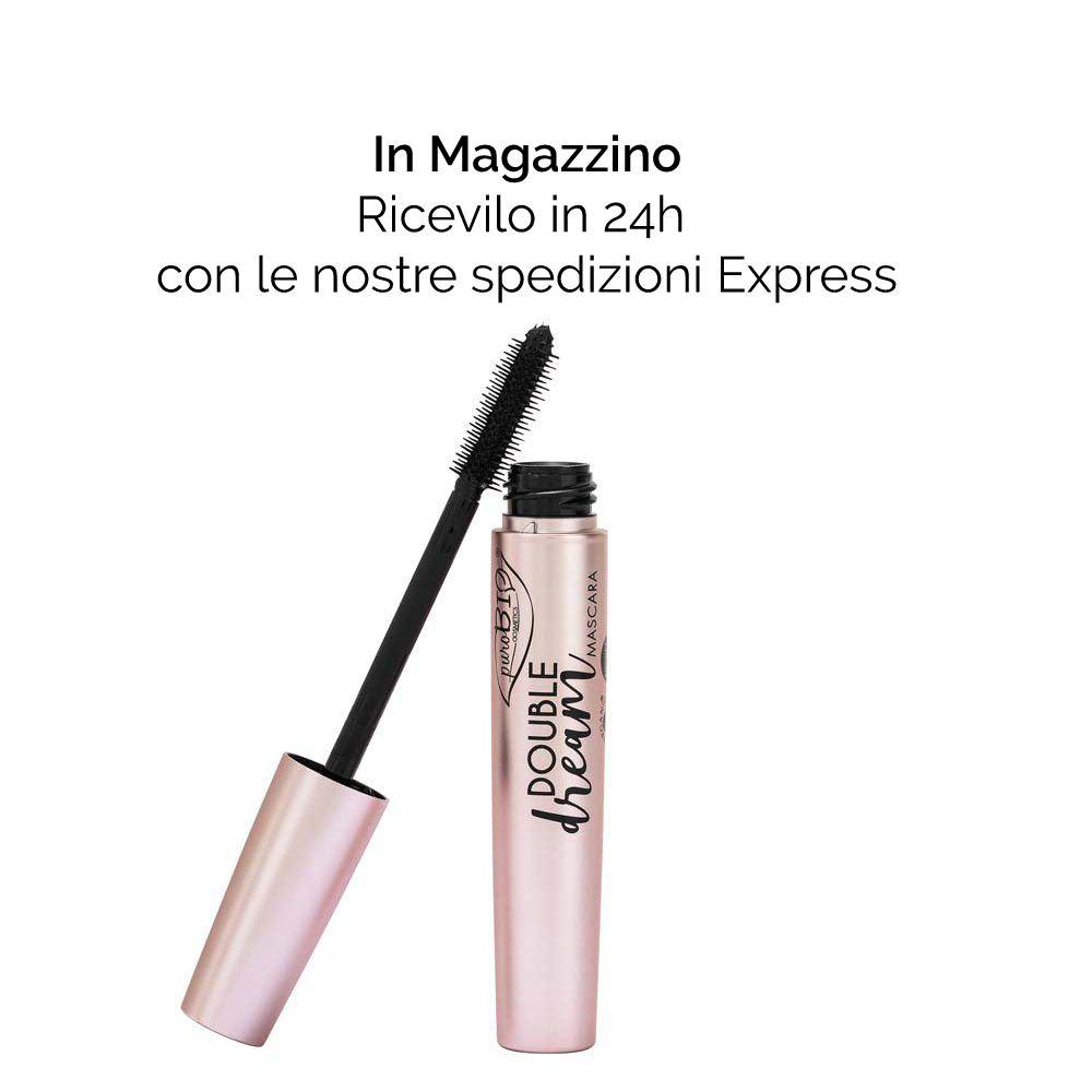 Double Dream Mascara Purobio Disponibile