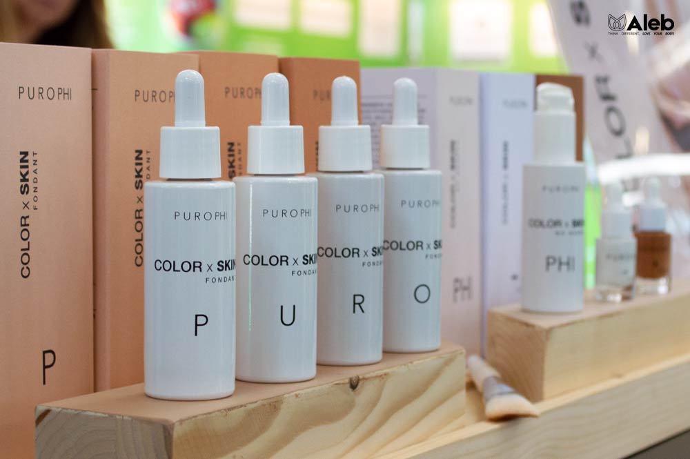 Purophi Makeup Color X Skin